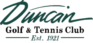 Duncan Golf & Tennis Club